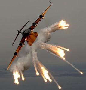 Uçakların savunma sistemleri