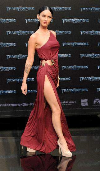 Megan Fox büyüledi
