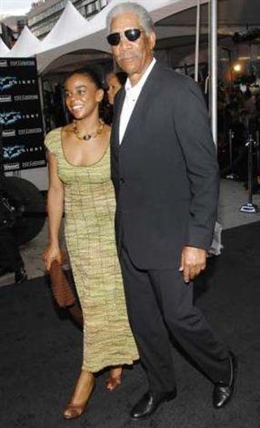 Morgan Freeman hakkında şok iddia