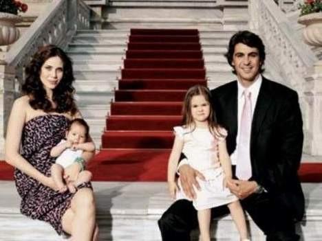 Kutluay ailesi ilk kez birarada