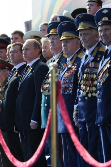 Rus ordusu tatbikata başladı