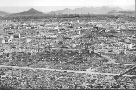 İnsalık dramı Hiroşimanın 62.yıldönümü