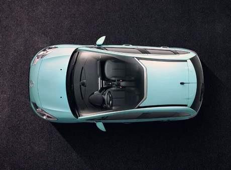 İşte Citroenin yeni modeli !