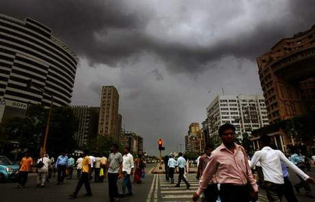 Hindistanda muson yağmurları başladı