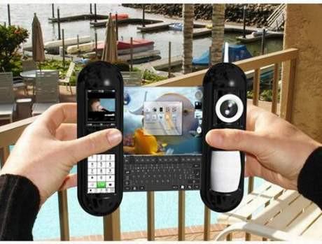 İlginç tasarımlı cep telefonları