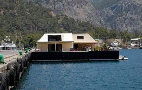 Denizkondu Kıbrıs yolcusu