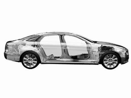 Jaguar XJ görücüye çıkıyor