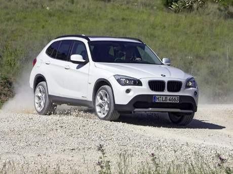 BMW X1 geliyor