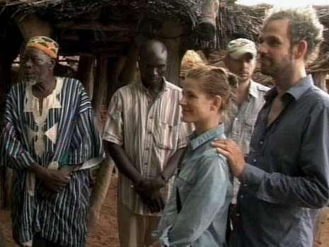 Ölmek için Afrikaya gitti