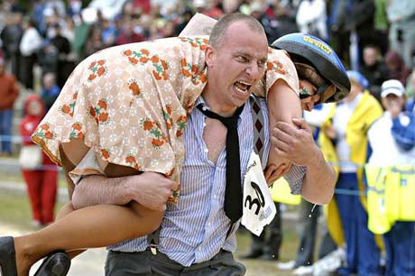 Eş taşıma yarışması