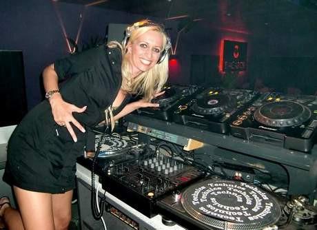 DJ Sabrina