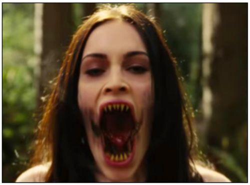 Megan Foxu böyle görmediniz