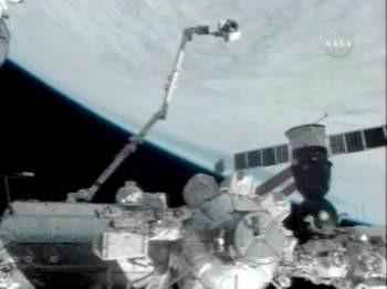 İşte uzaydan Dünya..
