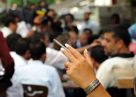Sigara yasağına ilginç çözümler