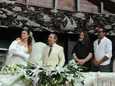 Selahattin Taşdöğen evlendi