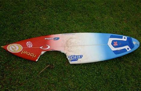 Tek kollu sörfçünün inadı
