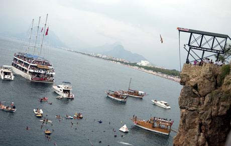 Red Bull Cliff Diving Series