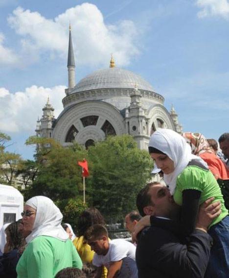 Araplar İstanbula akın etti