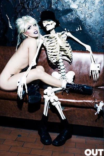 Lady GaGa sınır tanımıyor