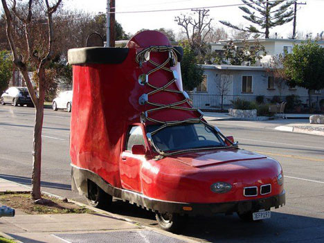 En çılgın arabalar