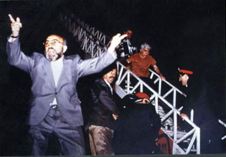 Aranan Türk firariler
