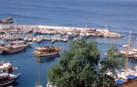 Akdenizde görülmesi gereken yerler