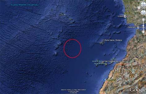 Kayıp kıta Atlantis bulundu mu?