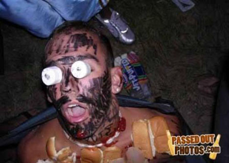 Alkolü fazla kaçıranlar