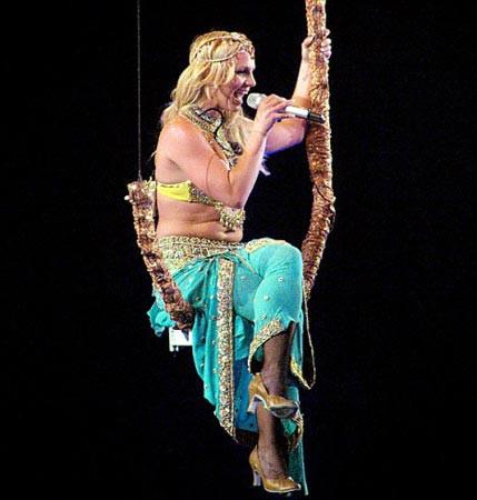 Britneyden zayıflamanın sırrı