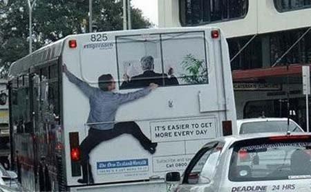 En yaratıcı reklamlar