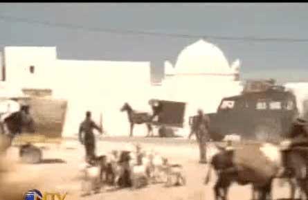 Bodrumu Afganistana benzettiler