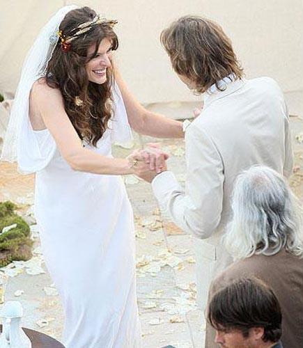 Milla Jovovich evlendi !