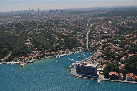 Kuşbakışı İstanbul !
