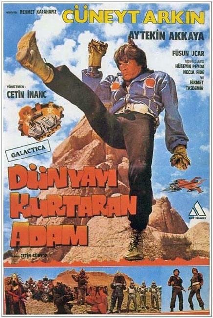 Fantastik film afişleri!