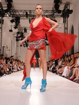 İstanbulda moda rüzgarı