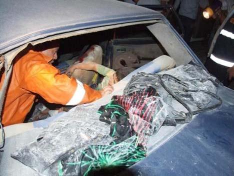 Konyada trafik kazası, 1 ölü
