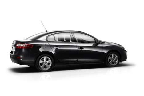İşte Renault Fluence