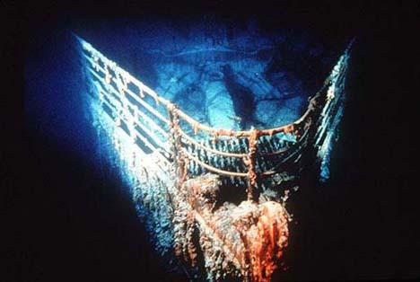 Titanic böyle bulundu