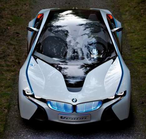BMWden çevreci spor otomobil