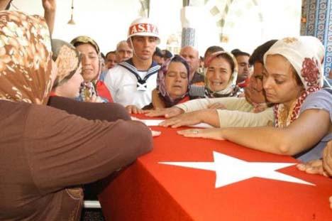 Mehmet Çavuş toprağa verildi