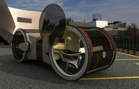 Volkswagenden geleceğin ofisi
