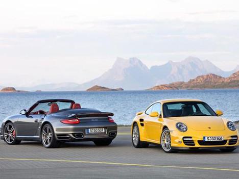 7 vitesli yeni Porsche !