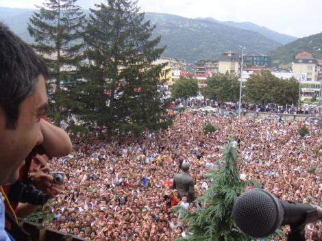 Kurtlar Vadisi Makedonyada