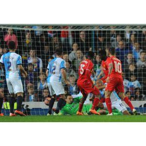 Liverpool Federasyon Kupasında yarı finalde