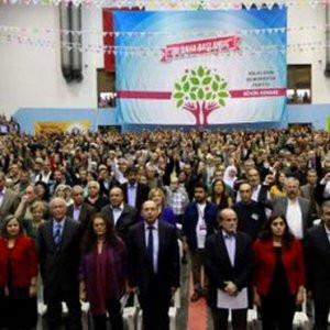 HDP net rakam verdi ! İşte son oy oranı