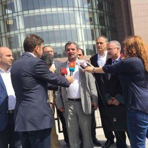 Erdoğan'a hakaretten yargılanıyor