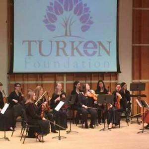 Bilal Erdoğan filarmoni orkestrası kurdu
