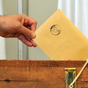 Genel seçimler için ilk oy bu tarihte...