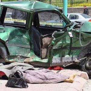 Nevşehir'de kaza: 2 ölü 3 yaralı