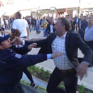 Erzincan'da tehlikeli gerilim !